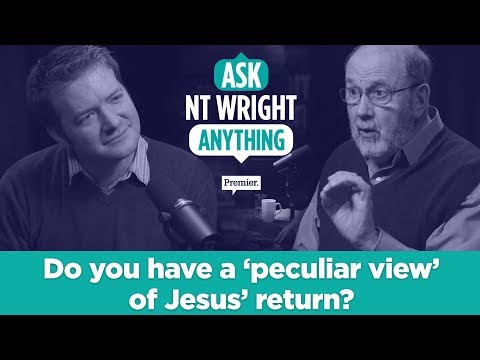 Responding to William Lane Craig criticism // Ask NT Wright Anything