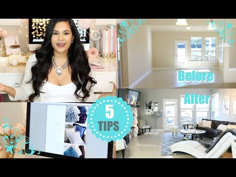 Home Design Tips & My Favorite Stores For Home Decor - MissLizHeart