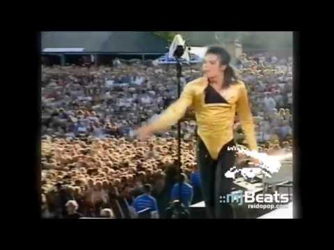 Dangerous tour Michael Jackson 1992 oslo