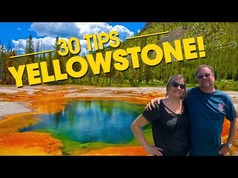 How To Plan Your Yellowstone Trip! | National Park Travel Show