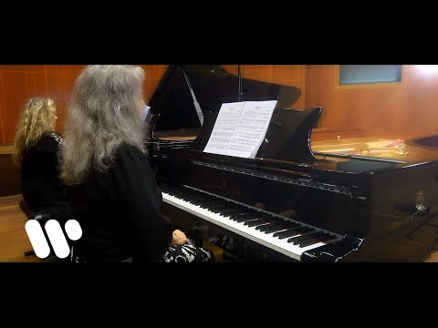 "Martha Argerich, Theodosia Ntokou – Beethoven: Symphony No. 6 in F Major, Op. 68, ""Pastoral"": I."