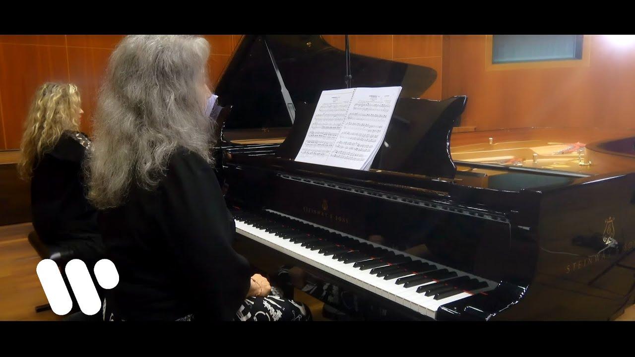 Martha Argerich, Theodosia Ntokou – Beethoven: Symphony No. 6 in F Major, Op. 68,
