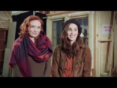 Talent From Poldark:  Eleanor Tomlinson & Heida Reed