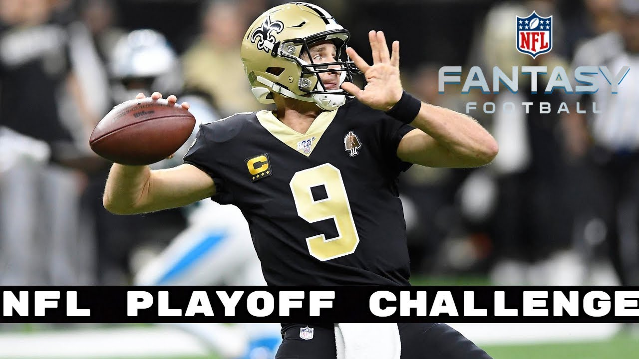 NFL Playoff Challenge Fantasy football rankings, top picks: Start ...