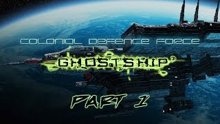 CDF Ghostship (Alpha 1.4) - Part 1 - First Look!