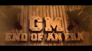 """WMAR-2 News presents """"GM: End of an Era"""""""