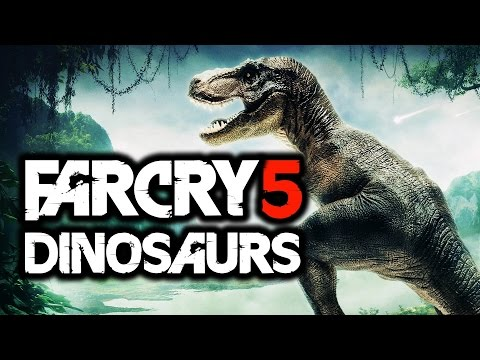 far cry 5 dinosaurs coming?