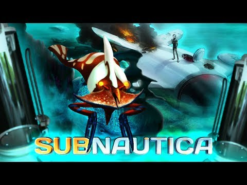 Is This How We Start The DLC!? - Subnautica - Arctic Concepts, Hovercraft & More! - Full Release