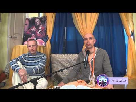 Шримад Бхагаватам 4.8.34 - Мадана Мохан прабху