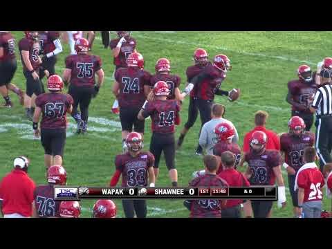 2017-09-08 | HS FB Broadcast | Wapakoneta at Shawnee