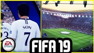FIFA 19 Tottenham Hotspur New Stadium & Partnership Official Trailer