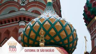 Apresentando a Catedral de São Basílio