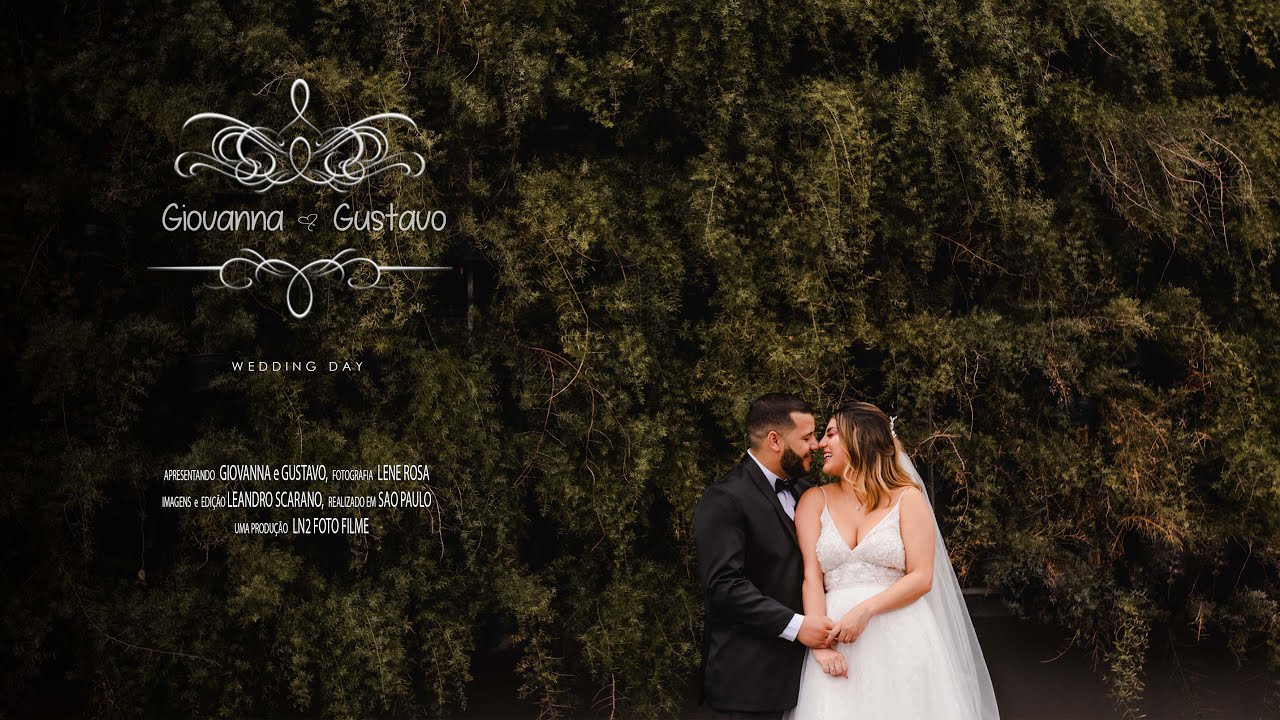 Casamento | Giovanna ♡ Gustavo | LN2 Foto Filme