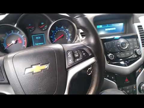 Chevrolet Cruze 1.4 Turbo Con Códigos P0300 Y Códigos U0073,