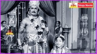 NTR Extraordinary Dialogues  - In Bhookailas Telugu Movie