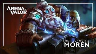 Moren: Hero Spotlight | Gameplay - Arena of Valor