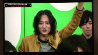 古川雄輝が出演した、ライチ☆光クラブの宣伝のアメーバフレッシュです.