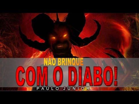 Não Brinque Com o Diabo! ( CHOCANTE) - Paulo Junior