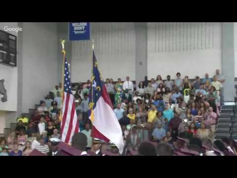 NRMPS Nash Central High School Commencement Ceremony