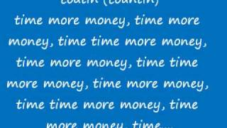 Akon - Time is money  lyrics ft. Big Meech & Rock City