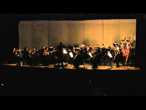 Sycamore High School Symphonic Orchestra 2014-05-13