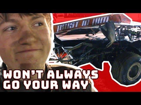 Weeks of Work, Gone | Selinsgrove Speedway | Racing Vlog
