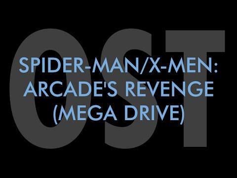 Gambit: Spider - Man/X-Men: Arcade's Revenge (Mega Drive/Genesis) OST
