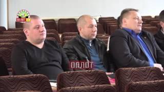 • Аппаратное совещание в администрации Донецка