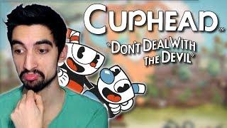 Απόγνωση - Cuphead