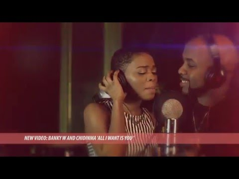 E. News | Banky W and Chidinma are Lovers for 'All I Want is You'
