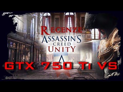 GTX 750 Ti VS Assassin's Creed Unity