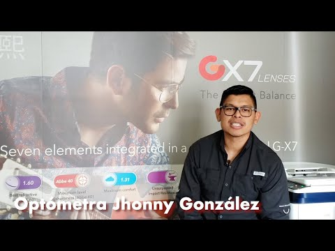 MASTER OPTICAL PROGRAM - Testimonio Optómetra Jhonny González