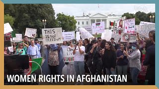 Women Rights in Afghanistan | VOA Connect
