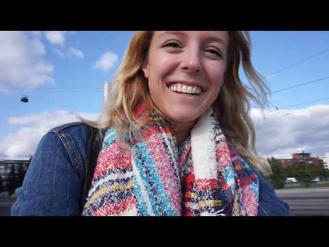HELSINKI | FIRST WEEK AS AN EXCHANGE STUDENT