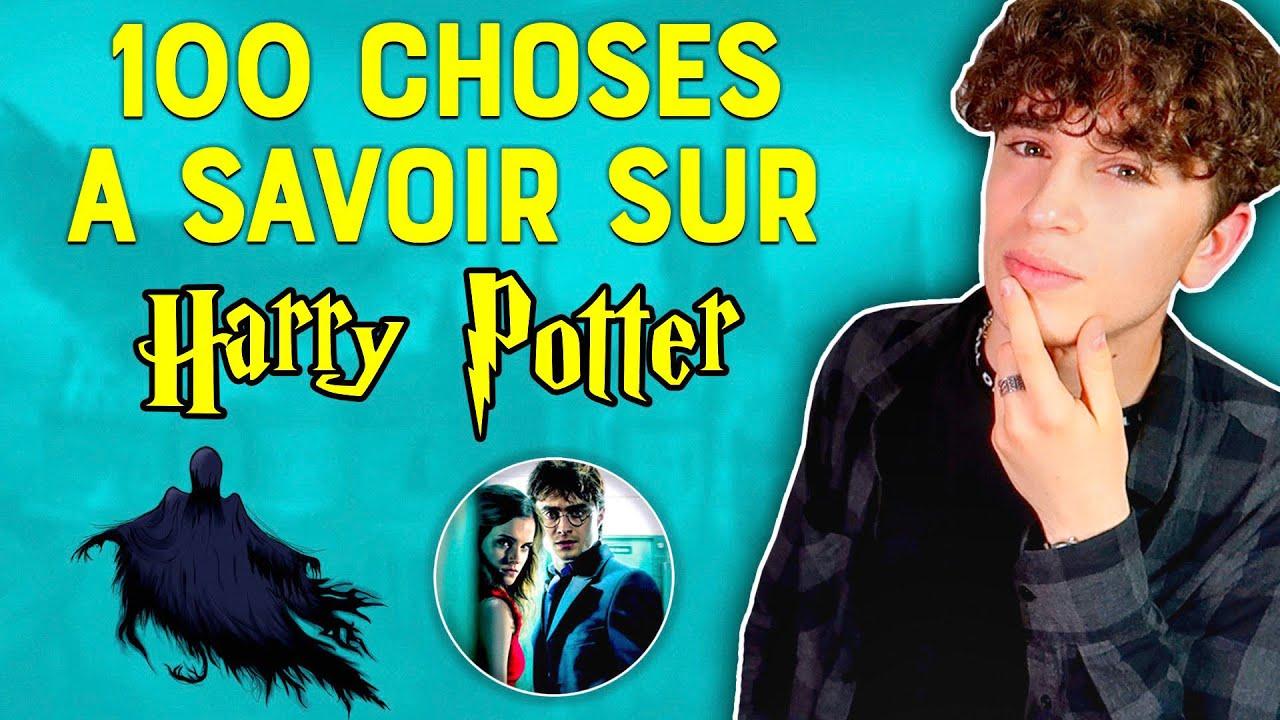 100 Choses à Savoir Sur La Saga Harry Potter L Ben Hpts