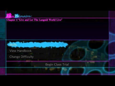Danganronpa V3 - Chapter 4 Class Trial Playthrough (English dub) [PS4]