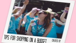 Tips for Shopping on a Budget Thumbnail