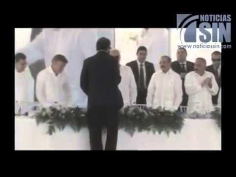Juan Bautista Vicini Lluberes Discusses Dominican President Danilo Medina