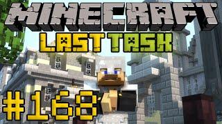 Minecraft LastTask #168 - Строим поместье [2]