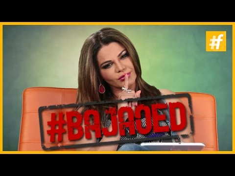 Hot and Sexy Rakhi Sawant Gets #BAJAOED   Bollywood Controversy Queen