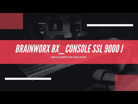 Plugin Alliance Brainworx bx console SSL 9000 J