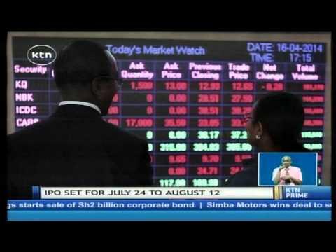 Nairobi Stock Exchange to self list starting July 24th 2014