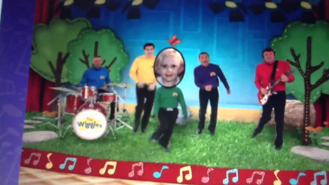 The Wiggles Drink Some Water