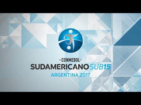 Campeonato Sudamericano Sub 15 Argentina 2017 | 19-11-2017