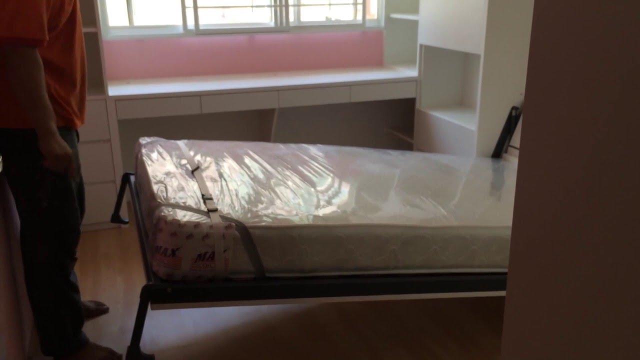 Hidden Bed Murphy Bed Hiddenwallbed Wall Bed Children