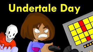 Undertale Day