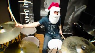 Theo Patente - Relient K - We Wish You A Merry Christmas (Drum Cover)