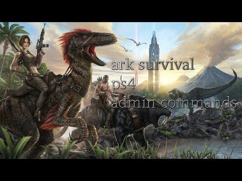 Ark suirvival evolved:Admin commands for guns