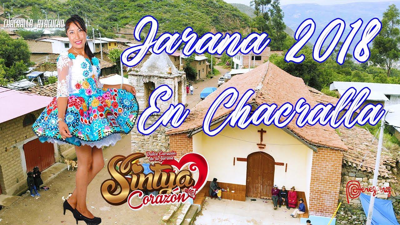 Download ▶️SINTYA CONRAZÓN DE UCHUYTAMBO // IVANCITO & UCHUCUTA // JARANA 2018 EN CHACRALLA 🎤🎻🎵