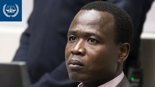Ongwen case: Sentencing hearing, Session 2, 14 April 2021